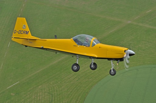 G-OCRM Slingsby Firefly
